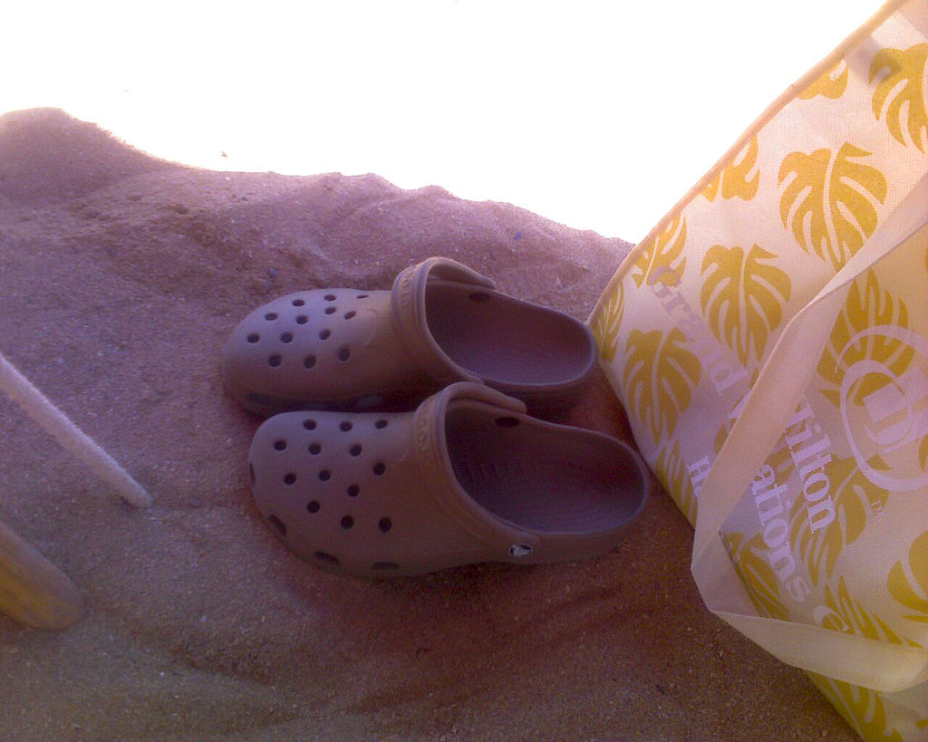 What Podiatrists Think and Say about Crocs