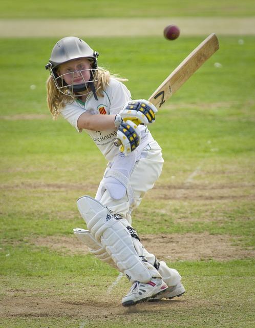 Cicket Batsman
